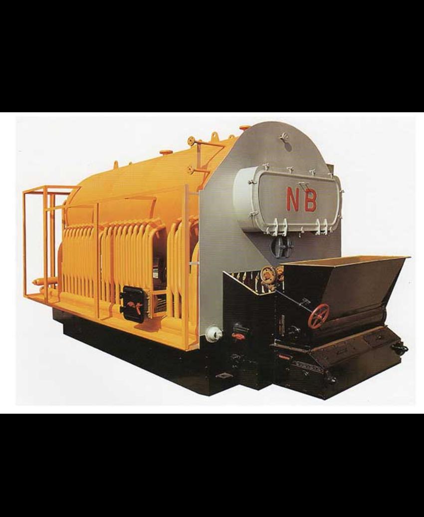 Horizontal Coal-fired Steam Boiler  ឡចំហាយប្រេងរឹង