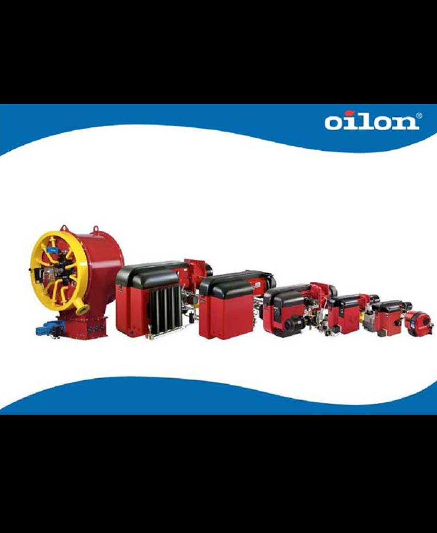 หัวพ่นไฟแบบใช้ได้ทั้งแก๊สและน้ำมัน (OILON)