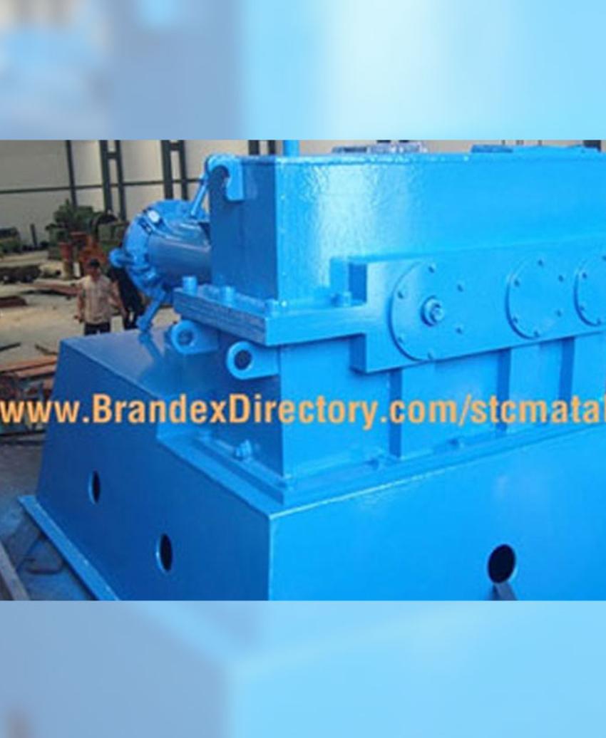 รับสร้างเครื่องอัดรีด (Extruder) ที่ใช้ในอุตสาหกรรมยาง