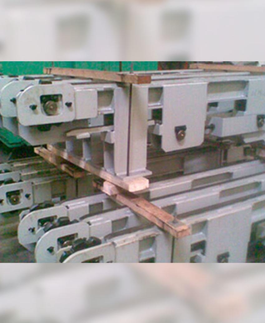 รับสร้างสายโซ่สำหรับโรงงานอุตสาหกรรมเหล็ก